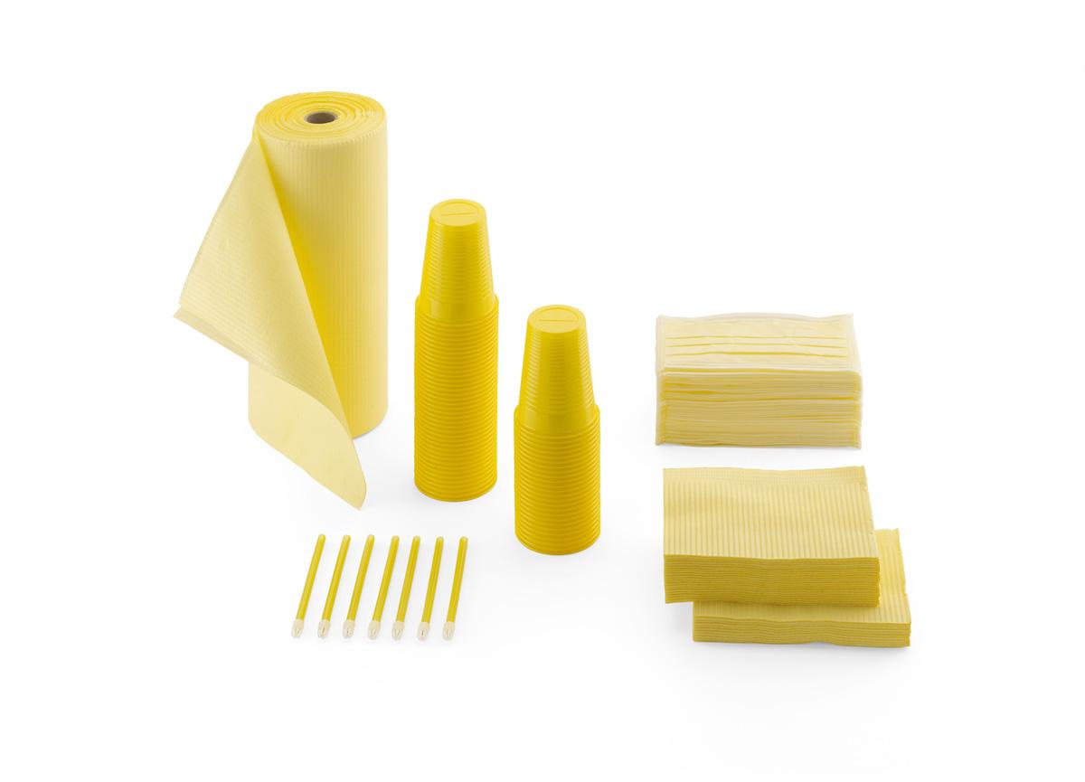 Monoart Kit giallo