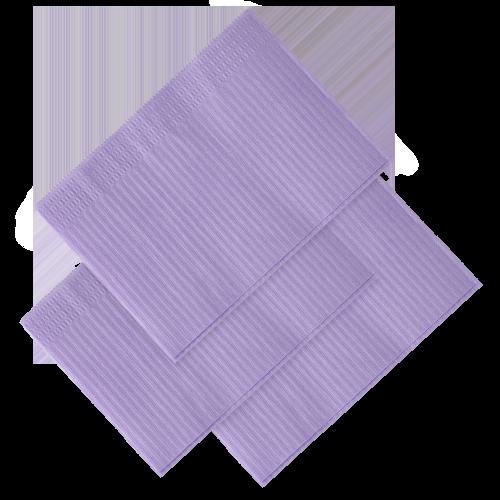 Towel lilla