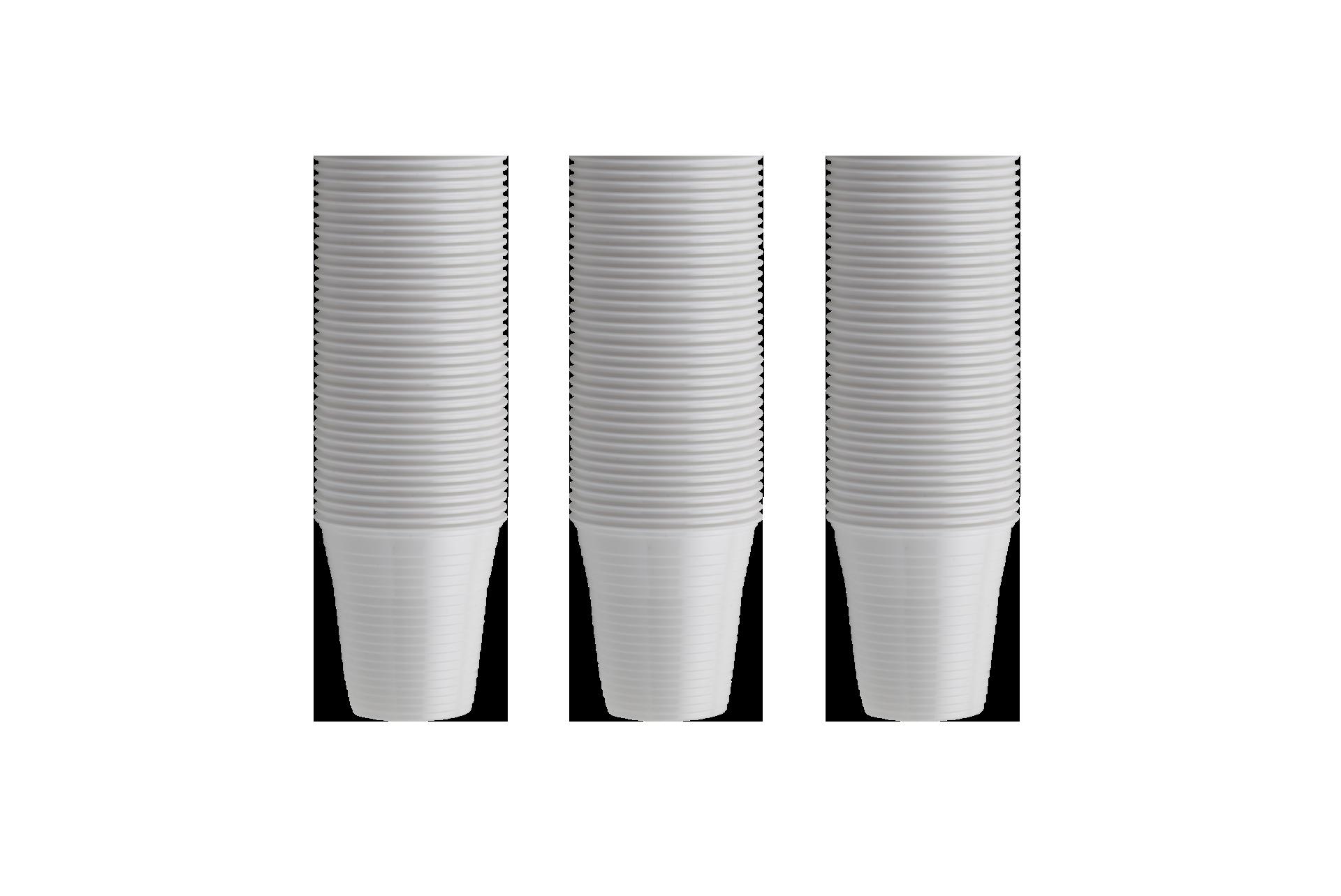 bicchieri monouso bianchi