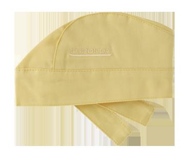 bandana gialla