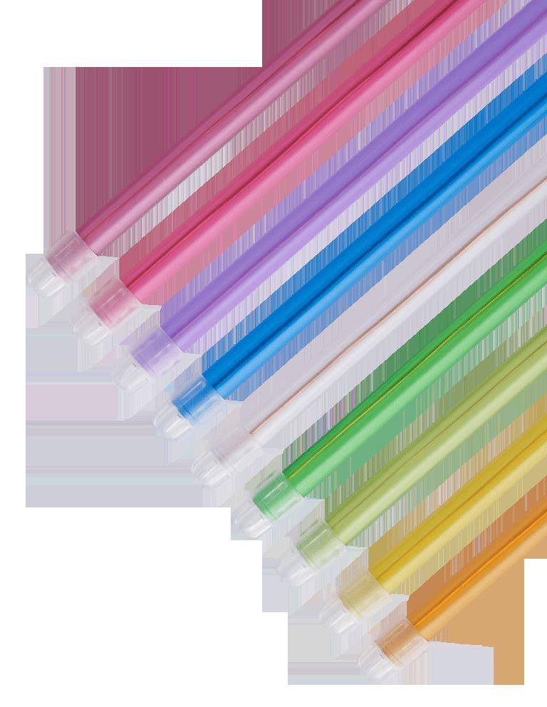 aspirasaliva colorati