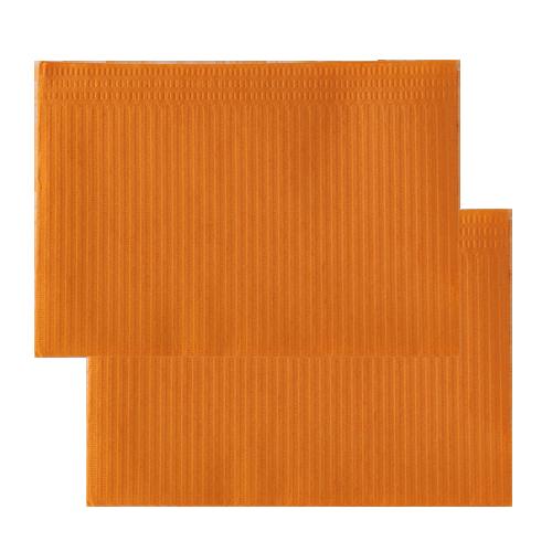 Towel arancio