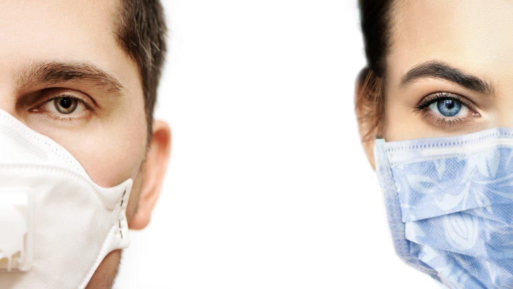 Come proteggersi dall'inalazione di aerosol