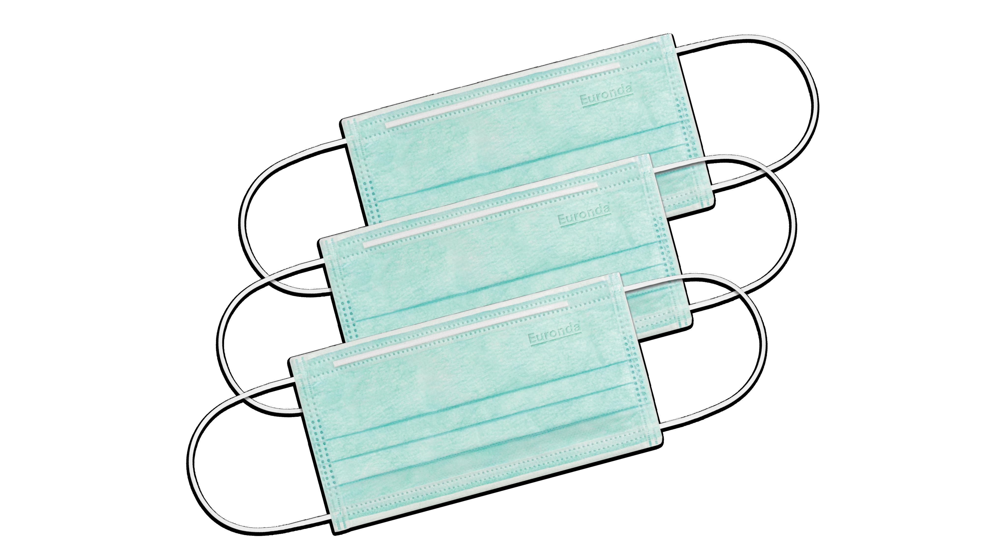 masque euronda monoart protection soft
